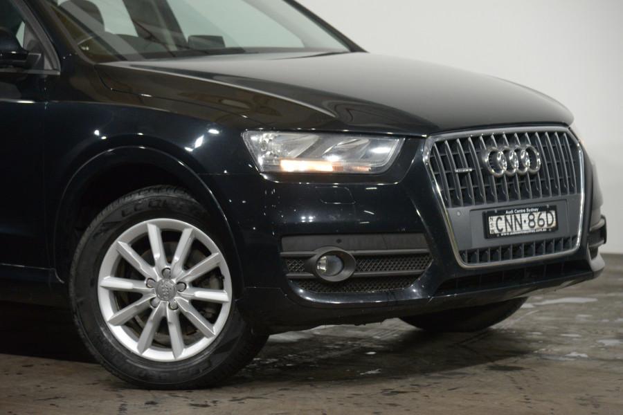 2013 Audi Q3 2.0 Tfsi Quattro (125kw)