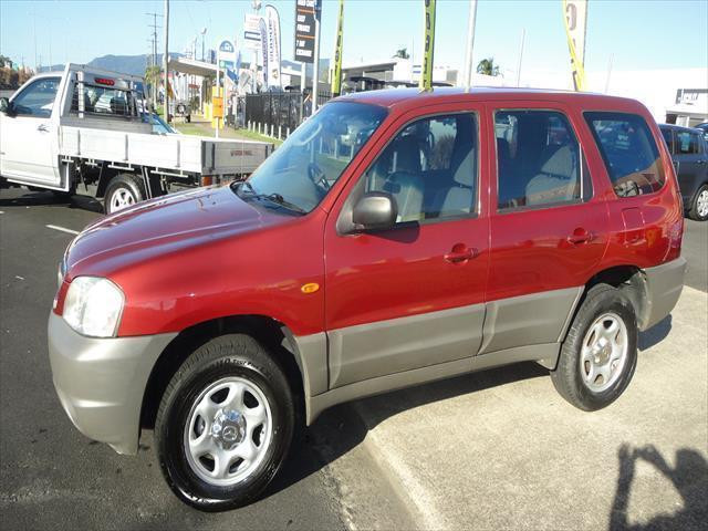 2002 Mazda Tribute Limited Wagon