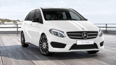 New Mercedes-Benz B-Class Hatchback