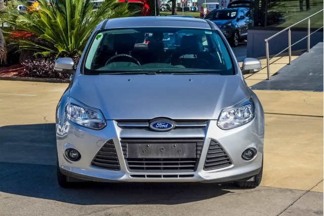 2014 Ford Focus LW MKII MY14 Trend Hatchback Image 4
