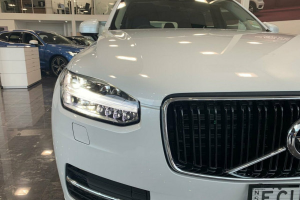2018 MY19 Volvo XC90 L Series T6 Geartronic AWD Momentum Suv Image 2