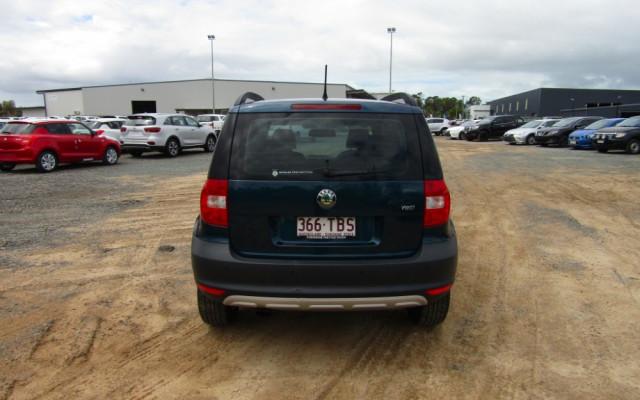 2011 Skoda Yeti 5L 77TSI Wagon Image 5
