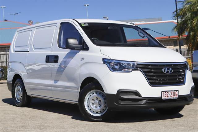 2020 Hyundai Iload TQ4 MY20 Van Image 1