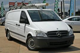 Mercedes-Benz Vito 113CDI LWB 639 MY13