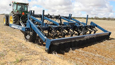 New Agrowplow AP71 Deep Tillage Plough