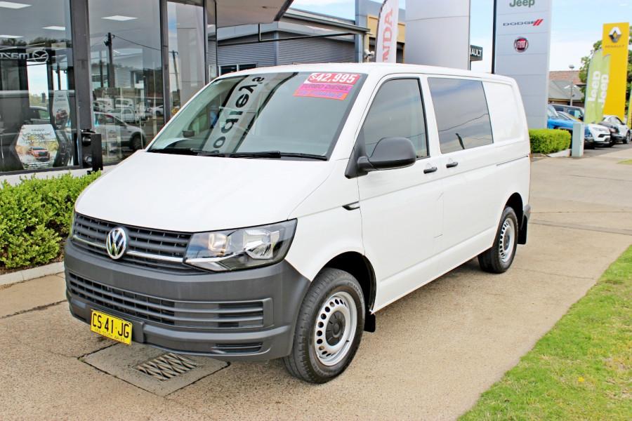 2018 MY19 Volkswagen Transporter T6  TDI340 Van