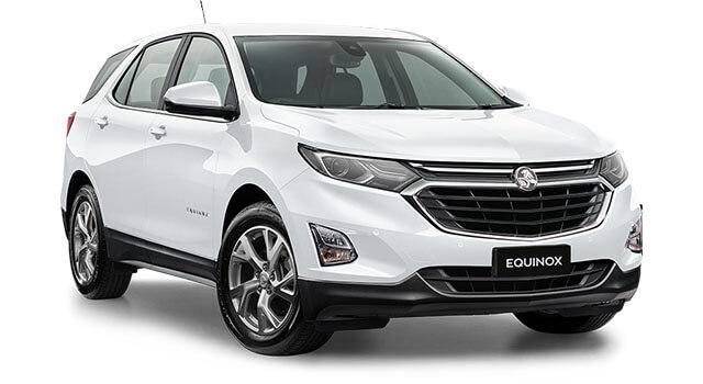 2018 Holden Equinox EQ LT 2wd