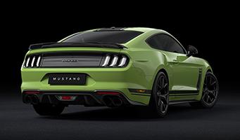 Mustang R-SPEC R-SPEC Rear Badge