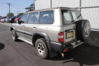 2001 Nissan Patrol GU II ST Suv Image 2