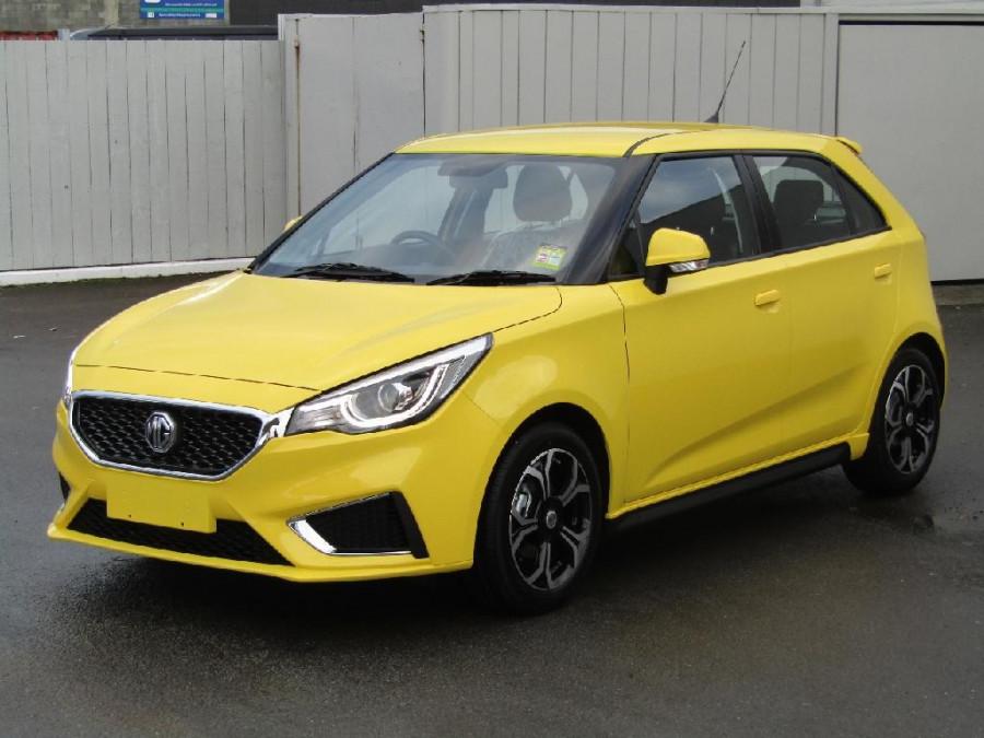 2019 MG 3 Excite Hatchback