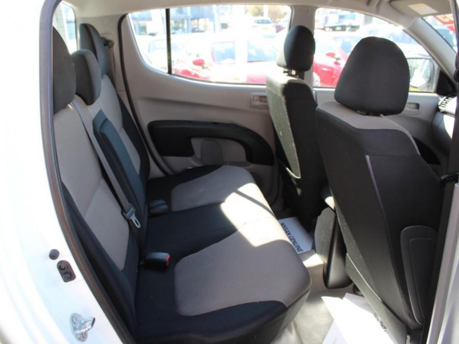 2014 MY15 Mitsubishi Triton MN  GLX Utility - dual cab