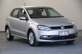 Volkswagen Polo 81TSI 6R MY15