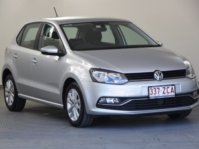2014 MY15 Volkswagen Polo 6R MY15 81TSI Hatch
