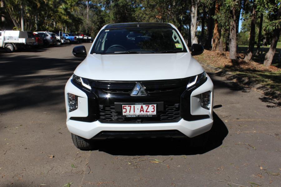 2020 MY21 Mitsubishi Triton MR GSR Utility