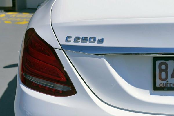 2016 MY56 Mercedes-Benz C250 W205 806+056MY d Sedan