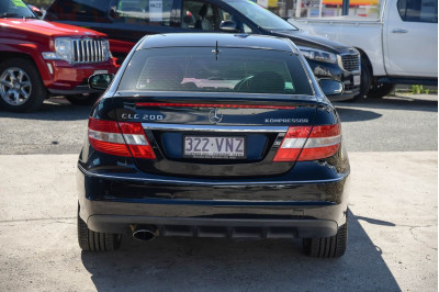 2010 Mercedes-Benz Clc-class CL203 CLC200 Kompressor Coupe Image 5