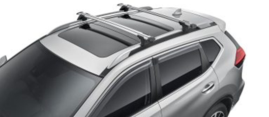 Roof bars (through style)