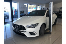 2019 Mercedes-Benz A Class C118 800MY CLA45 AMG Coupe Image 2