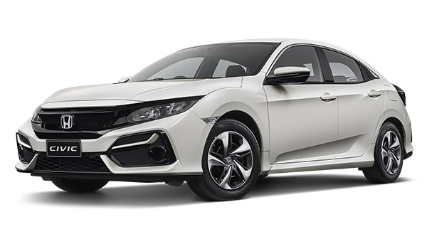2020 Honda Civic Hatch 10th Gen VTi Hatchback