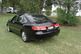 2007 Hyundai Grandeur TG Limited Sedan