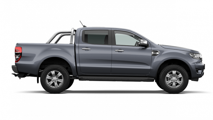 2021 Ford Ranger 4X4 PU XLT DOUBLE 3.2L T Utility Image 3