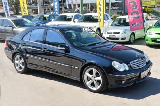 2006 Mercedes-Benz C200 Kompressor W203  C200 Kompr Classic Sedan Image 5