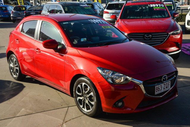 2015 Mazda 2 DJ2HA6 Genki Hatchback Image 5