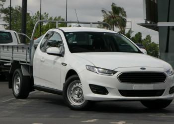 Ford Falcon Ute Super Cab FG X
