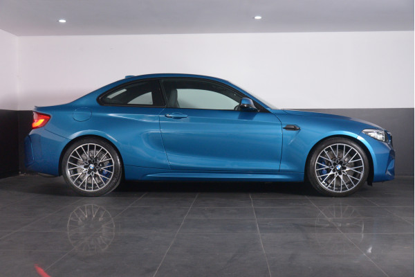 2018 BMW M2 Bmw M2 Competition Auto Competition Coupe Image 4