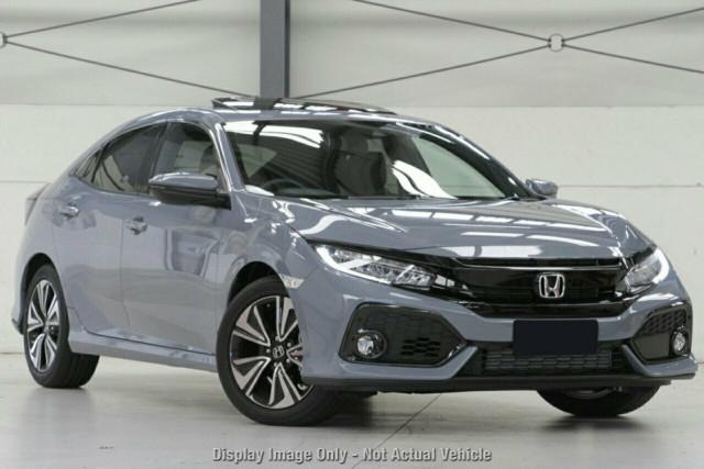 2019 Honda Civic Sedan 10th Gen VTi-L Hatchback