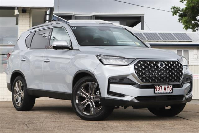2021 SsangYong Rexton Ultimate 1 of 20