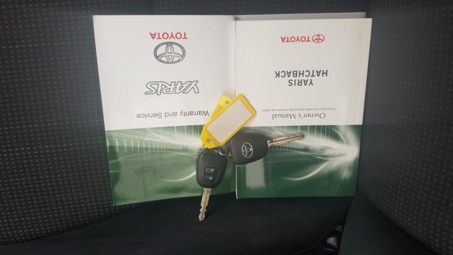 2016 Toyota Yaris NCP131R SX Hatch Image 21