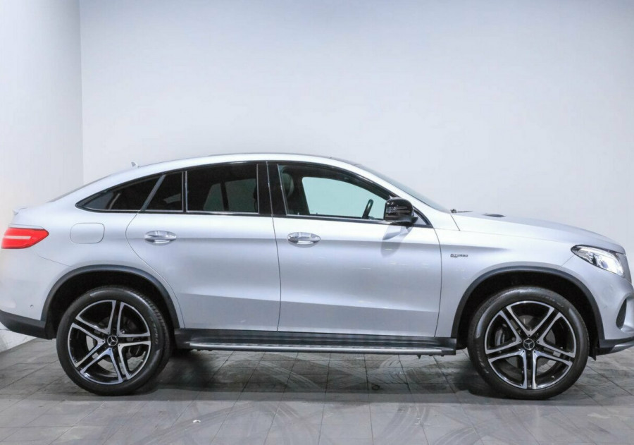 2017 MY07 Mercedes-Benz Gle Mercedes-Amg Gle 43 4matic Auto 43 4matic Coupe