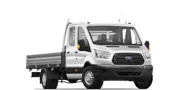 470E Double Chassis Cab
