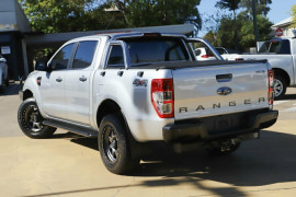 2017 Ford Ranger PX MkII XLS Double Cab Utility Image 2
