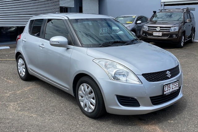 2013 Suzuki Swift FZ GL Hatchback