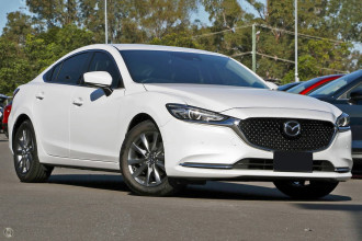 2019 MYil Mazda 6 GL Series Touring Sedan Sedan