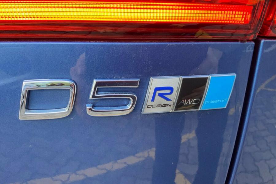2018 MY19 Volvo XC60 UZ D5 R-Design Suv Mobile Image 22