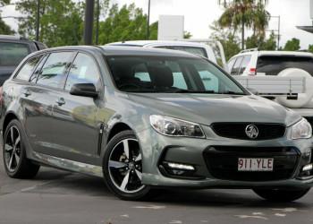 Holden Commodore SV6 Sportwagon Black VF II MY16