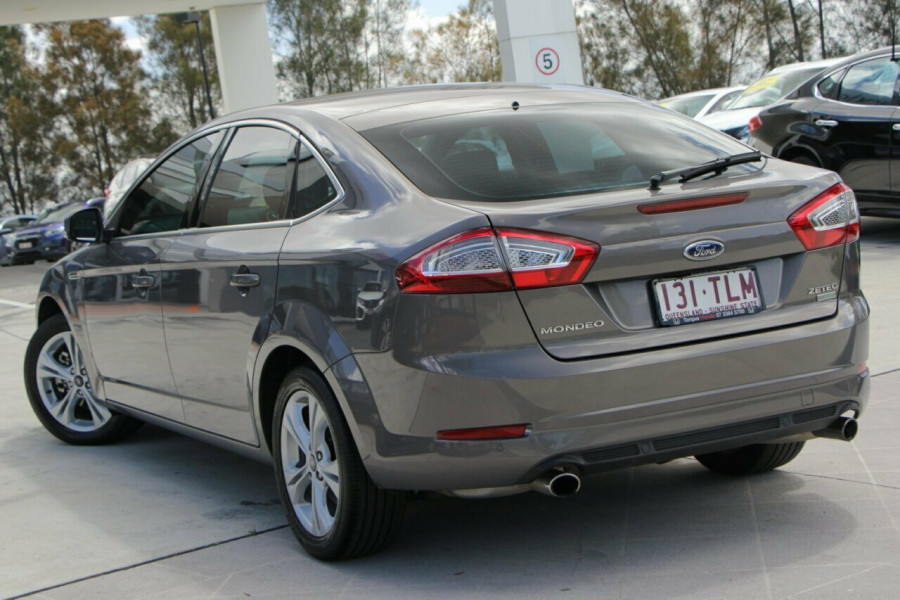 2013 Ford Mondeo MC Zetec PwrShift EcoBoost Hatchback
