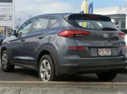 2018 MY19 Hyundai Tucson TL3 Go with safety pack Hatchback