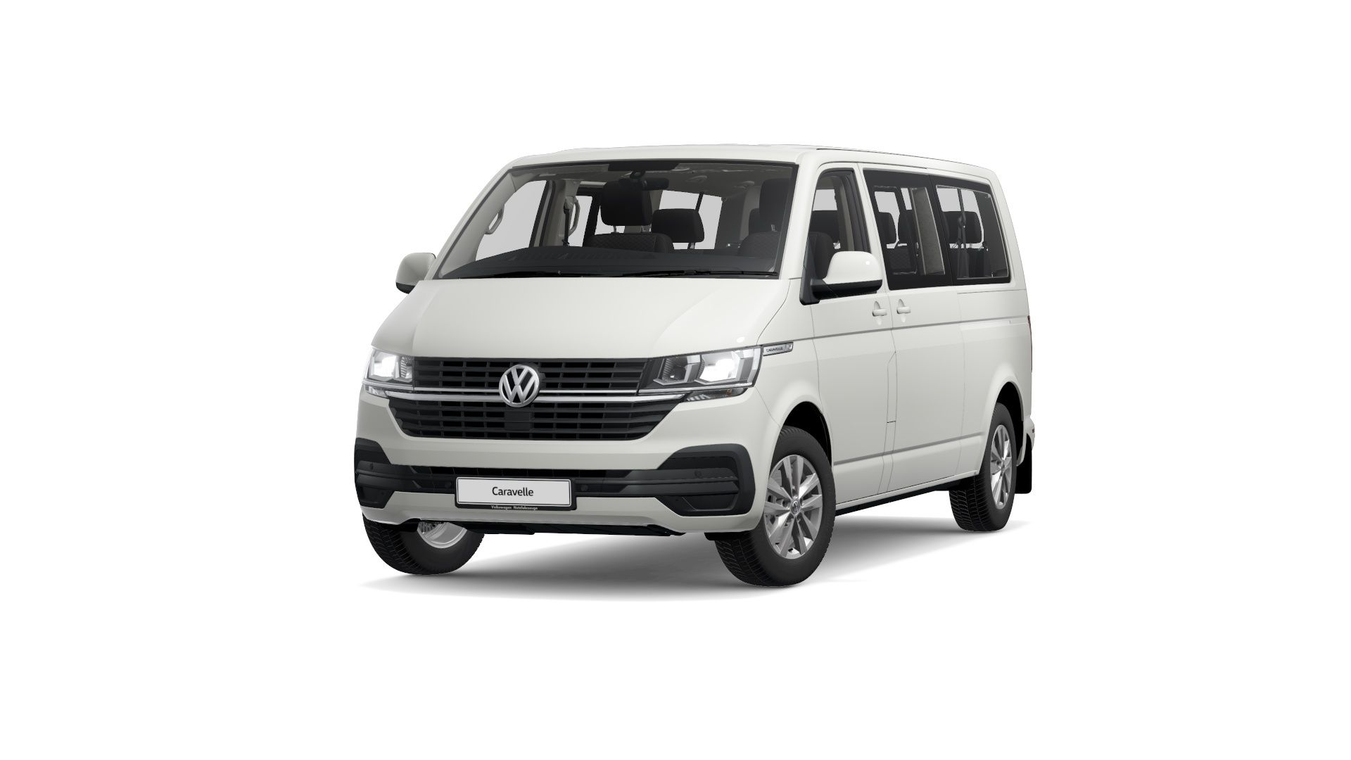 2020 Volkswagen Caravelle T6.1 TDI340 Trendline 9 seater van