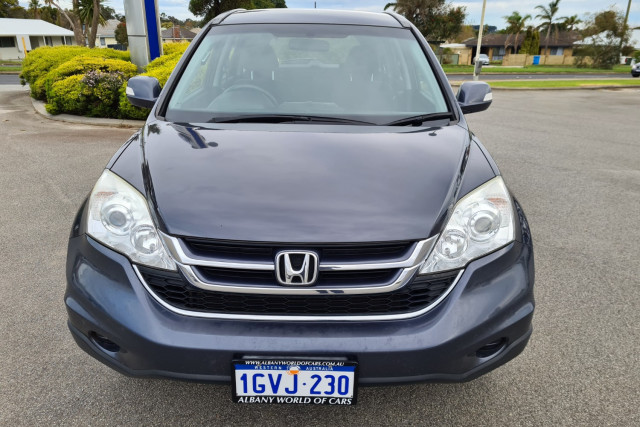 2012 MY11 Honda CR-V RE  Suv Image 2