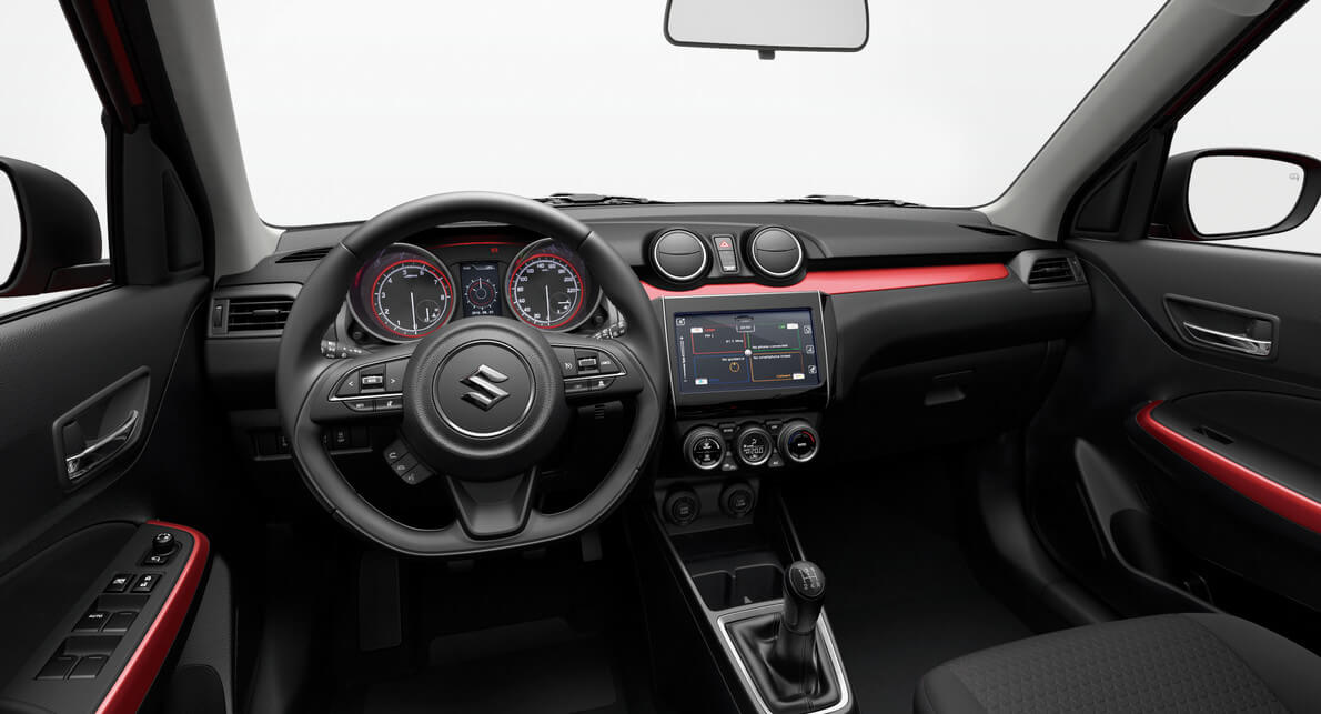 Interior Highlight Pack - Red