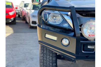 2017 Mazda BT-50 UR XTR Utility Image 4