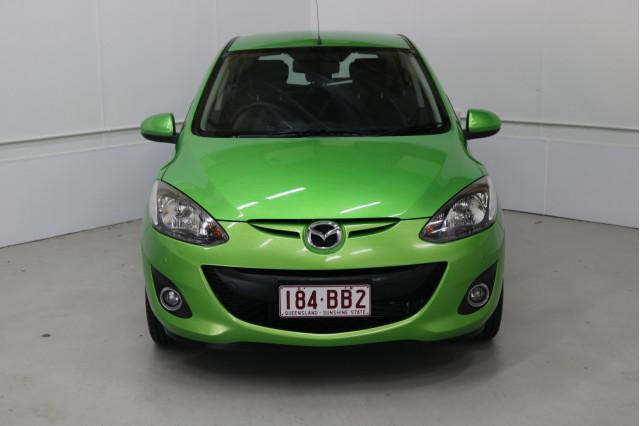 2013 Mazda 2 DE Series 2 Neo Hatchback Image 2