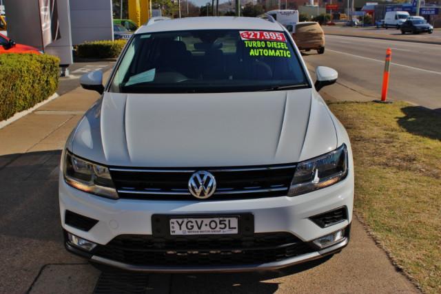 2016 MY17 Volkswagen Tiguan 5N  110TDI 110TDI - Comfortline Suv Image 3