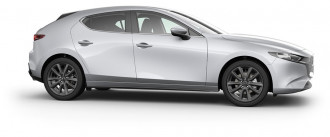 2021 Mazda 3 BP G25 Evolve Hatchback image 9