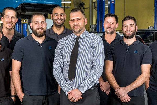 Our highly experienced service team