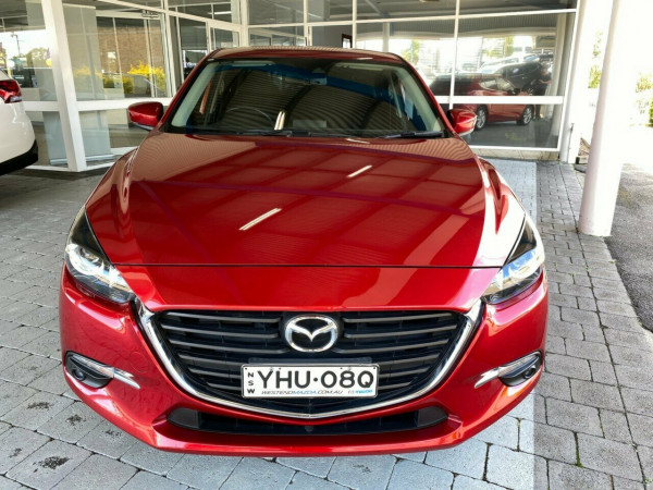 2017 Mazda 3 Maxx Hatchback